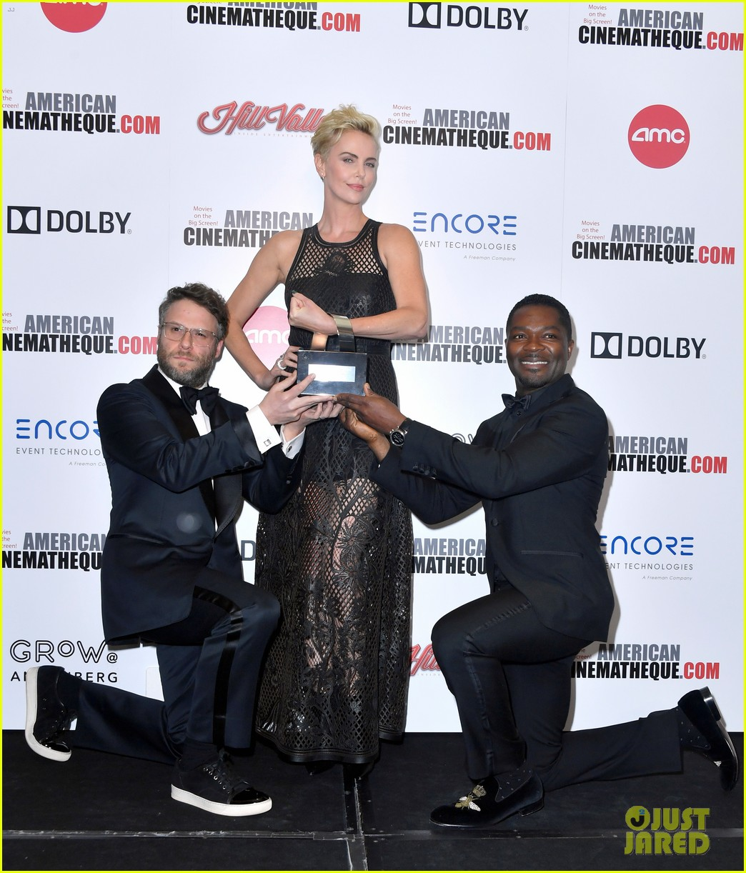 charlize theron honored with american cinematheque award 14