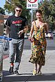evan peters halsey step out on date 10