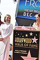 idina menzel kristen bell hollywood walk of fame 37