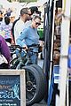 robin wright husband clement giraudet stop by farmers market 02