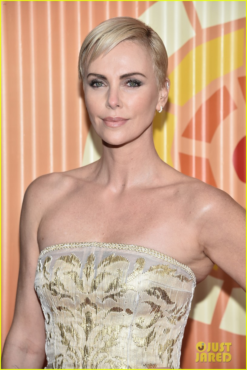 charlize theron africa outreach project fundraiser 09
