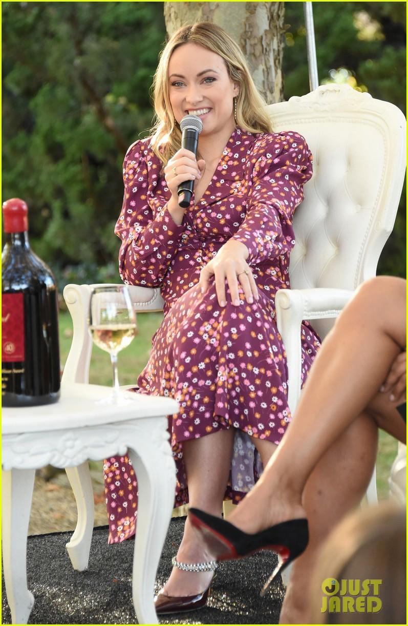olivia wilde raymond vineyards trailblazer award napa film fest 21