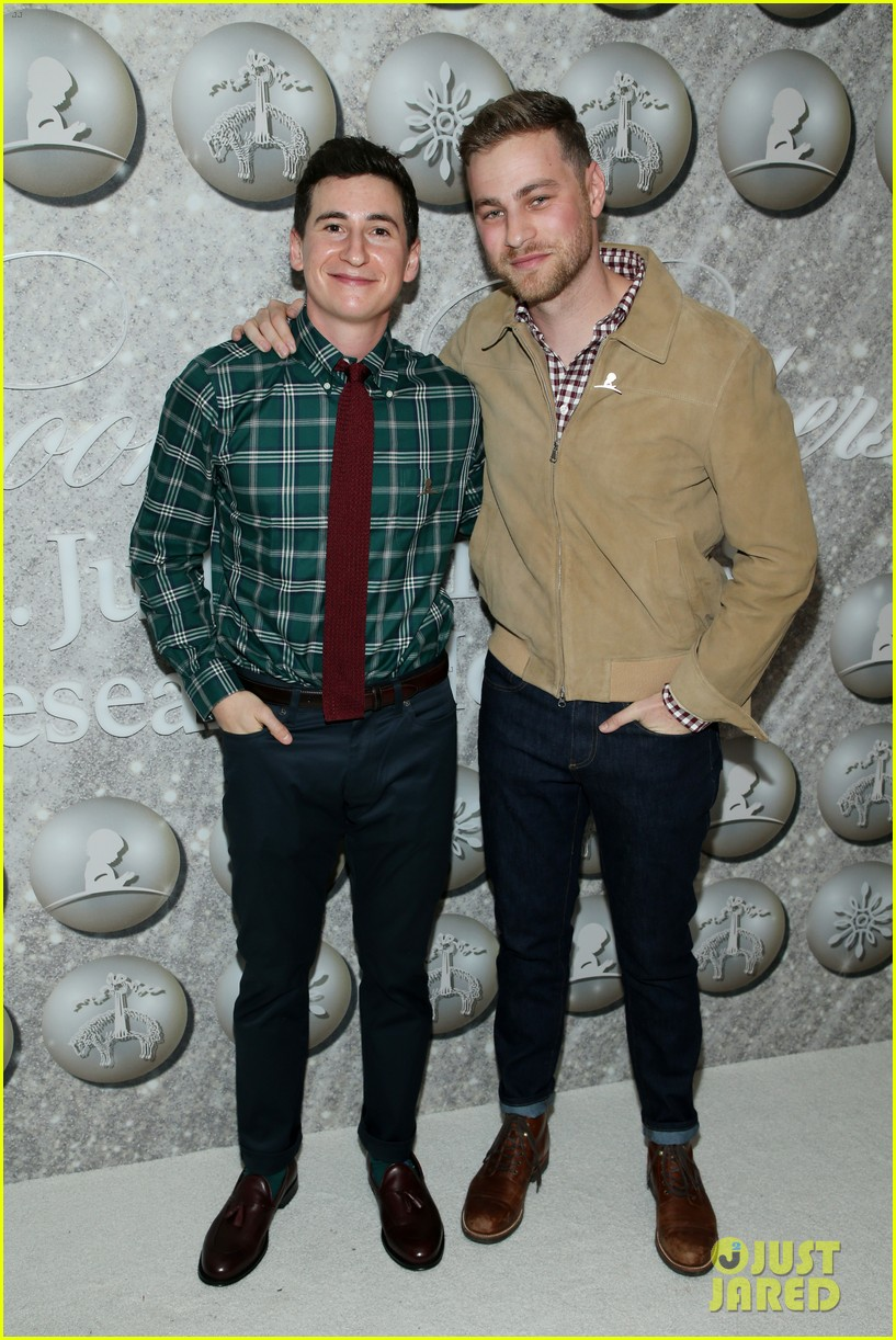 brooks brothers holiday party 35