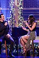 lea michele jonathan groff duet ill be home for christmas on the tonight show 03