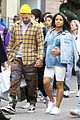 Photo 10 of Pregnant Christina Milian Goes Shopping with Boyfriend Matt Pokora