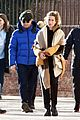 ed sheeran wife cherry seaborn hold hands while sightseeing in venice 09