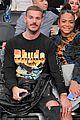 Photo 4 of Pregnant Christina Milian & Boyfriend Matt Pokora Have Date Night at Lakers Game!