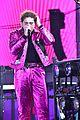 post malone hugs bts pink suit ball drop 30