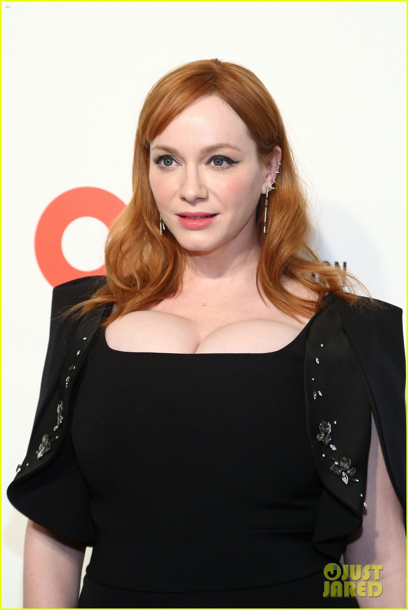 christina hendricks ashley greene christina ricci elton oscar party 27