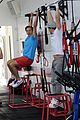 Photo 6 of Mark Wahlberg & Dr. Oz Work Out & Do Push-Up Challenge!