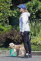 chris pratt katherine schwarzenegger walk with her family 18