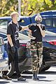 miley cyrus cody simpson wear masks on their coffee date 38