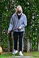 joe jonas sophie turner monday dog walk 42