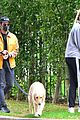 joe jonas sophie turner monday dog walk 50