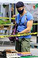 Photo 48 of Joel McHale Puts Buff Biceps on Display at the Farmer's Market