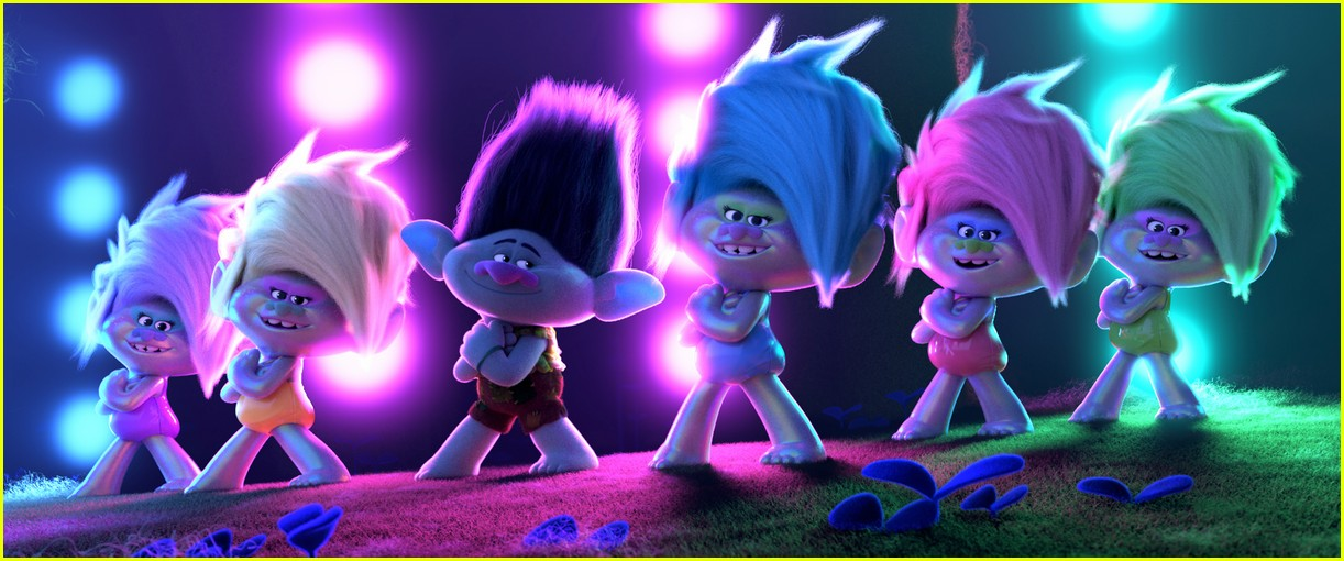 Trolls World Tour Earns Nearly 100 Million In On Demand Debut Photo 4456415 Trolls World Tour Pictures Just Jared