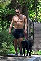 clement giraudet shirtless walk 24