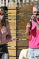 ruby rose bella thorne attend a drive by birthday party 10