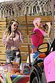 ruby rose bella thorne attend a drive by birthday party 14