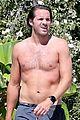 tom ackerley shirtless run 08
