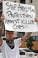 cara delevingne protests with machine gun kelly travis barker 02