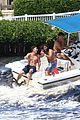 matt james tyler cameron shirtless boat day 30