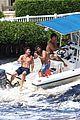 matt james tyler cameron shirtless boat day 42