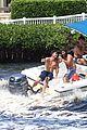 matt james tyler cameron shirtless boat day 46