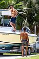 matt james tyler cameron shirtless boat day 70