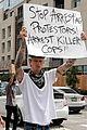 machine gun kelly arrest killer cops protest travis barker 04