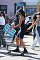 cole sprouse kaia gerber black lives matter protest 42