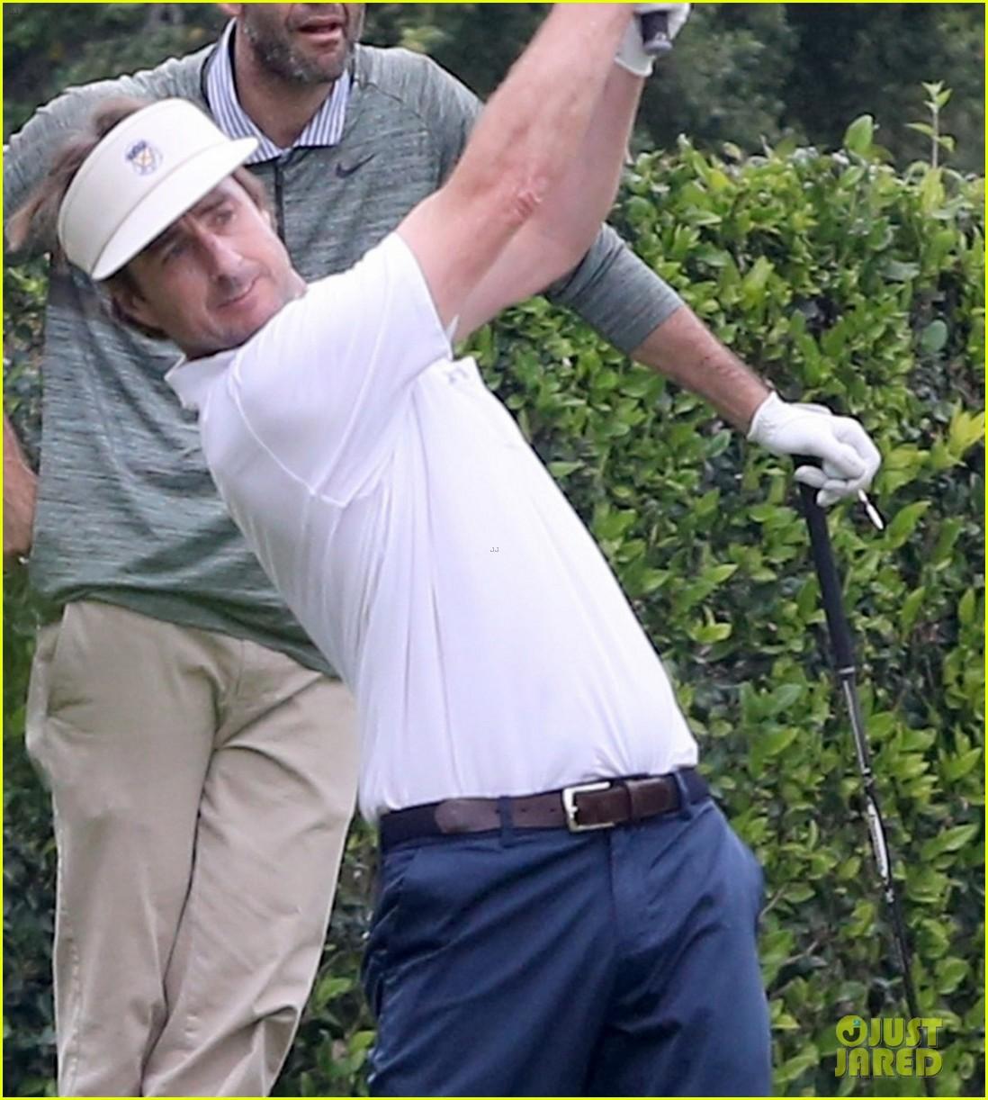 luke wilson chris odonnell played golf 04