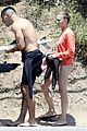 robin wright clement giraudet kisses while surfing 36
