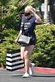 ariel winter sephora trip new blonde hair 04