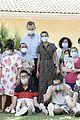 queen letizia summer style tourism stops king felipe spain 14
