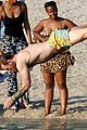 conor mcgregor shirtless at the beach 29