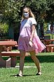 sophie turner joe jonas at the park 34