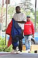 kanye west makes quick trip to hospital in wyoming 14