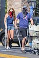 jon hamm food shopping with girlfriend anna osceola 06