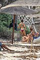 nina dobrev shaun white pda vacation in mexico 28