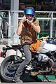 chris pine motorcycle riding with patrick j adams 42