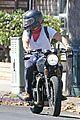chris pine motorcycle riding with patrick j adams 50