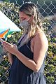 april love geary steps out while pregnant 06