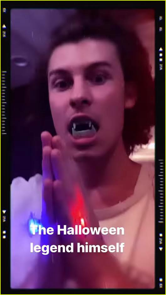 shawn mendes camila cabello kiss halloween costumes 04