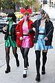 Photo 4 of Lili Reinhart, Madelaine Petsch, & Camila Mendes Dress Up as Powerpuff Girls for Halloween!