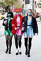 Photo 12 of Lili Reinhart, Madelaine Petsch, & Camila Mendes Dress Up as Powerpuff Girls for Halloween!