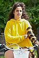 camila cabello shawn mendes bike ride around neighborhood 02