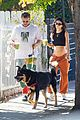 emily ratajkowski shows off bare baby bump hike with hubby 42