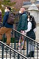 Photo 30 of 'Gossip Girl' Stars Spotted in Their School Uniforms for Latest Scene (Photos)