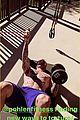 adam levine bares his tattoos during shirtless workout 02